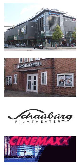 Kinoprogramm Schauburg Rendsburg